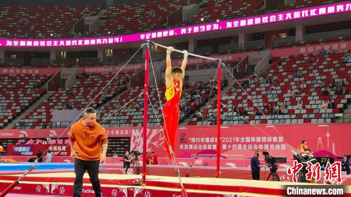 """National gymnastics players debut in Chengdu, win the Tokyo Olympics """"tickets"""""""