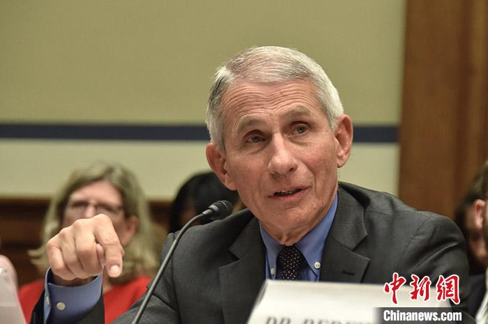 Fauci: The enemy is the virus, not each other