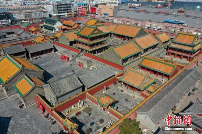 Shenyang Palace Museum is listed as one of the top ten most popular museums in China in the first half of 2021
