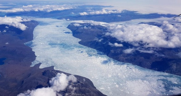 Scientists find surprisingly high levels of mercury in meltwater from glaciers in Greenland