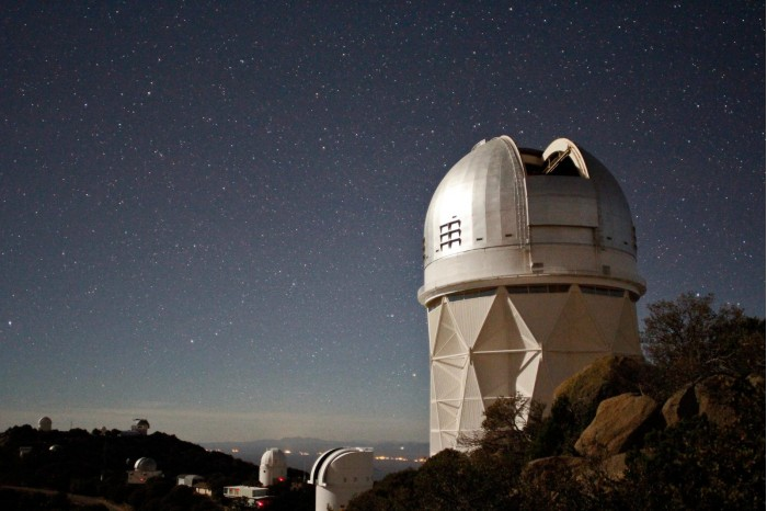 To explore the map of the universe, astrophysicists launch the largest sky survey in history