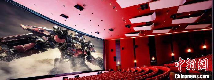 """Contrary to the trend of growth in high-frame halls, leading Chinese theaters to recover after the epidemic, future audiences will pay for """"technology"""""""