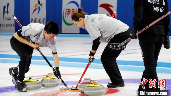 The 2020-2021 season National Curling Championship ends