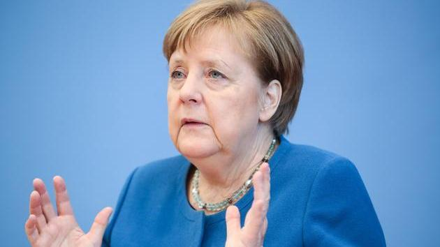 German Chancellor Merkel will hold talks with French President Macron on June 18