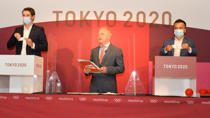 Signs for the Tokyo Olympics badminton event announced. What is the future of national feather?