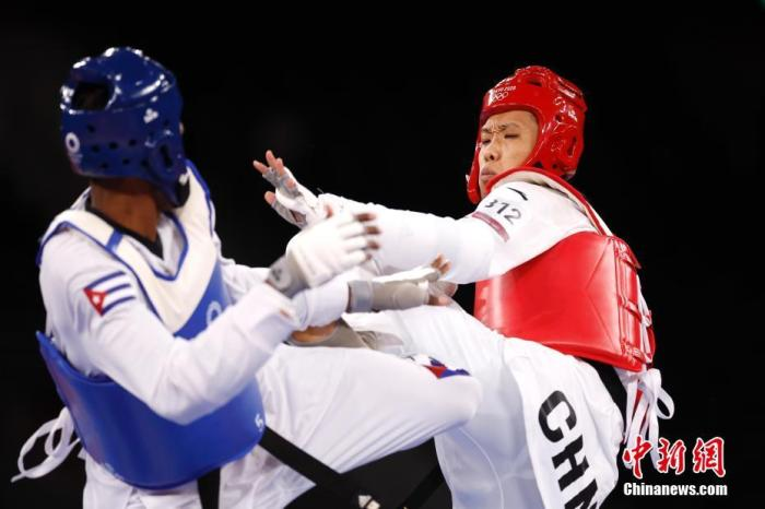 The Tokyo Olympic Taekwondo event ends, the Chinese team has no Olympic gold medals for the first time