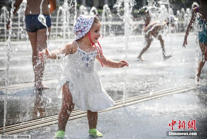 Foreign media: How does the heat wave affect people's health when the hot weather hits?