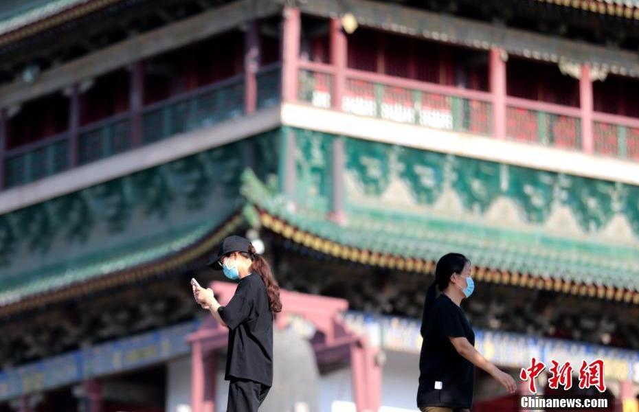 Shaanxi fully tightens social control measures, Xi'an Bell and Drum Tower is temporarily closed