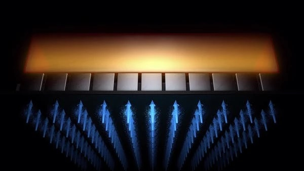 Crystal prisms bring better control capabilities to quantum computing chips