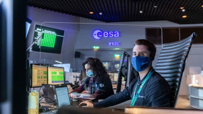 ESA conducts first test of common core software for European ground systems