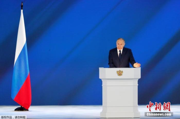 Putin: Don't politicize the traceability of the new crown virus