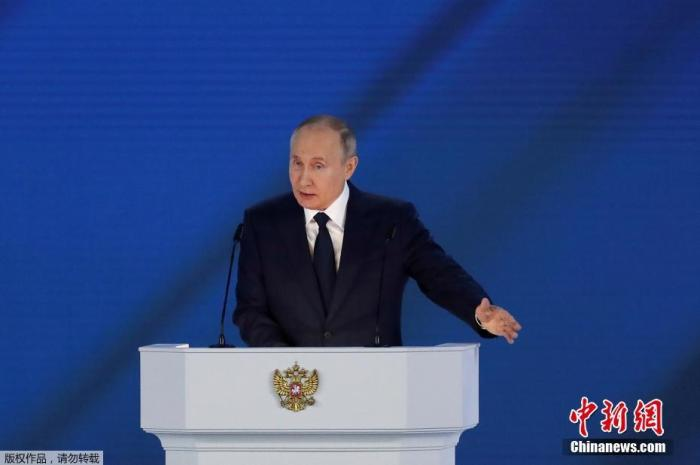 Putin: Many people around me are infected with the new crown, and I do not rule out going to quarantine