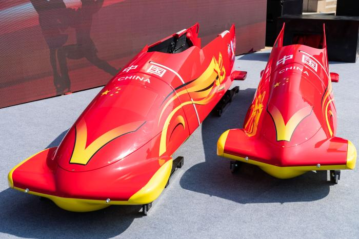Break the monopoly of foreign brands! The domestically-made snowmobiles were officially delivered to the Chinese snow fleet