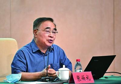 Zhang Boli: Going to the front line of the epidemic again at the age of 72