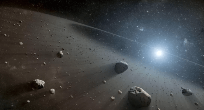Scientists predict that rare asteroids near the earth may become targets for space mining