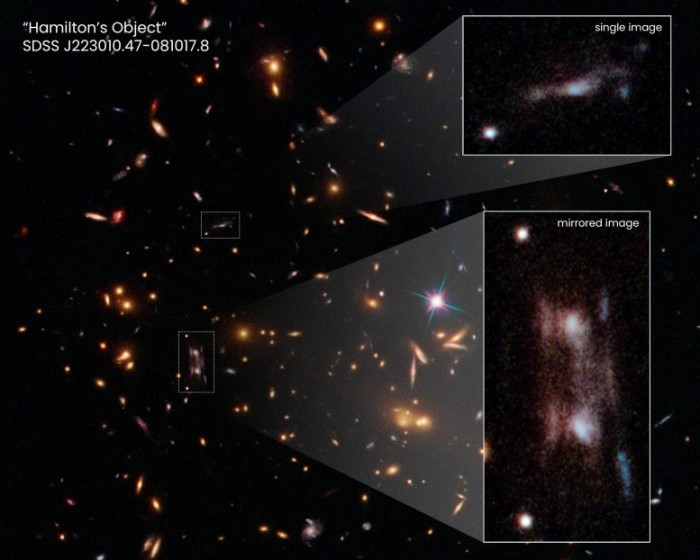 """""""Double"""" galaxies puzzled astronomers: """"we're really baffled."""""""