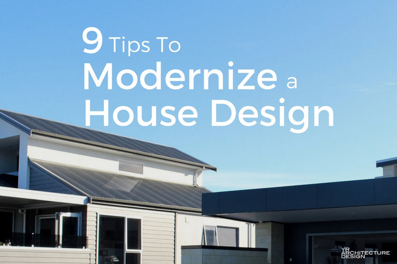 Modern House Design How It Can Be Affordable
