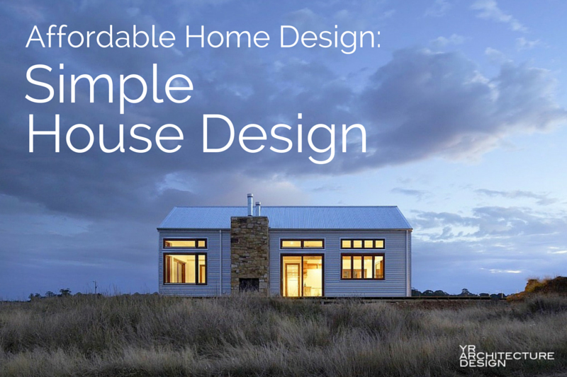 Home Design: Simple House Design