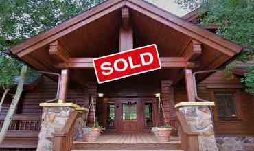 Gorgeous Honka Log Home – South Fork, CO – SOLD