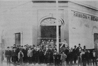 Revolución radical de 1905 en Rosario
