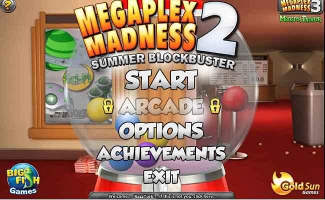 Megaplex Madness 2 Summer Blockbuster Bdstudiogames