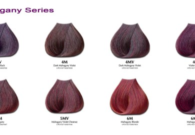 Red Purple Hair Color