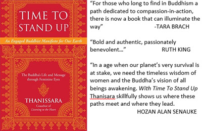 Time to Stand Up Book Cover