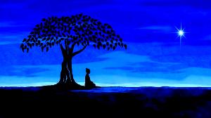Buddha-under-the-bodhi-tree-2