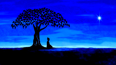 Buddha-under-the-bodhi-tree-2