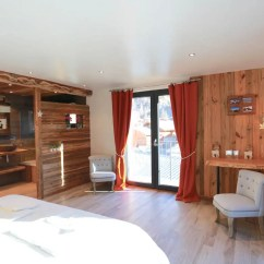 Sofa Ski School Review Bassett Chesterfield Chalet Disère Catered In Val Yse