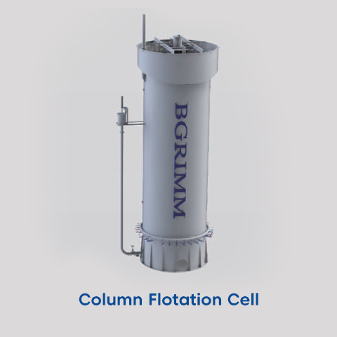 column flotation cell
