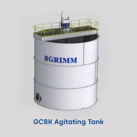 gcbk agitating tank