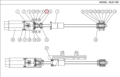 BEARING BS30/62/15.P4A.DUM (30TAA06DB ABM) (2PCS PER SET)