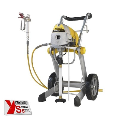 Yorkshire Spray Services Ltd - Project Pro 119