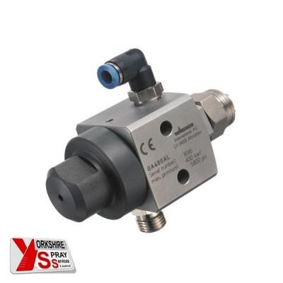 Yorkshire Spray Services Ltd - GA250 & 400AL Auto Gun