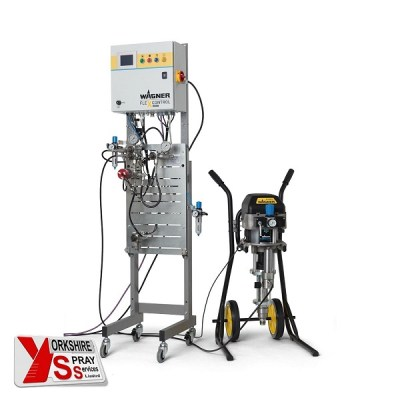 Yorkshire Spray Services Ltd - Wagner Flex Control Smart