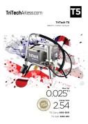 Yorkshire Spray Services Ltd - TriTech T5 Flyer jpg
