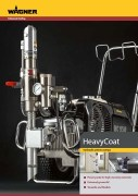 Yorkshire Spray Services Ltd - Wagner Heavy Coat 950 970 Brochure
