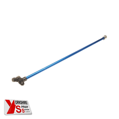 Yorkshire Spray Services Ltd - Extension Lance Aluminium with Angled Head