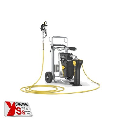 Yorkshire Spray Services Ltd - Wagner SF23 Airless Emulsion Trolley