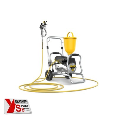 Yorkshire Spray Services Ltd - Wagner SF23 Airless Enamel Trolley