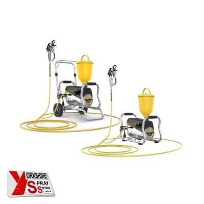 Yorkshire Spray Services Ltd - Wagner SF23 Airless Enamel