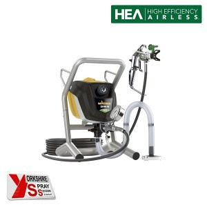 Yorkshire Spray Services Ltd - Wagner Control Pro HEA 350 Extra Skid