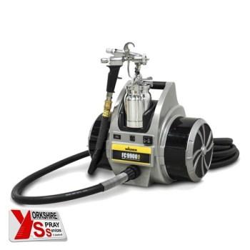 Yorkshire Spray Services Ltd - Wagner FC9900 PLUS