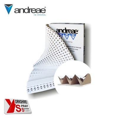 Yorkshire Spray Services Ltd - Andreae HE - High Efficiency Filter