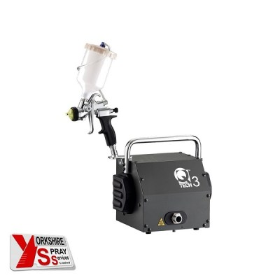 Yorkshire Spray Services Ltd - Q-Tech HVLP Q3 Gravity