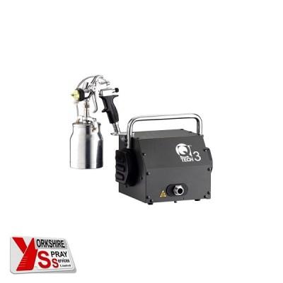 Yorkshire Spray Services Ltd - Q-Tech HVLP Q3 Suction