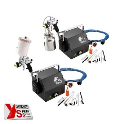 Yorkshire Spray Services Ltd - Q-Tech HVLP Q5