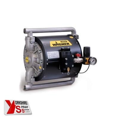 Yorkshire Spray Services Ltd - Wagner Unica 4-270