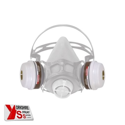 Yorkshire Spray Services Ltd - Honeywell A2 P3 Mask Filter Complete